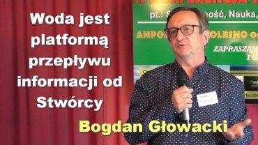 Bogdan Glowacki woda