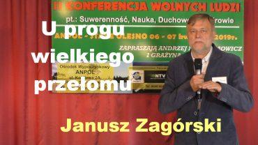 Janusz Zagorski przelom