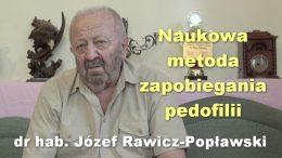 Jozef Rawicz zapobieganie pedofilii