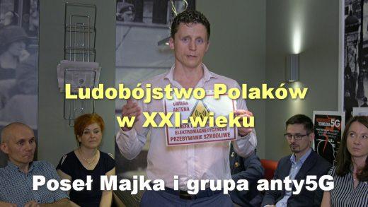 Ludobójstwo Polaków w XXI-wieku 5G