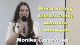 Monika Czyzewska mechanizmy dziedziczenia