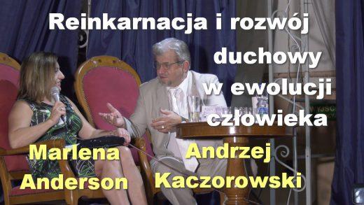 Andrzej Kaczorowski Marlena Anderson