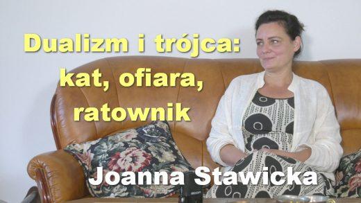 Joanna Stawicka trojca kat ofiara