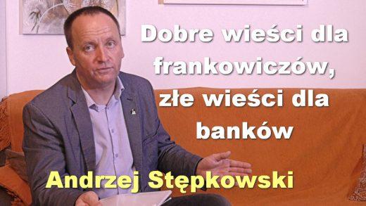 Andrzej Stepkowski dobre wiesci
