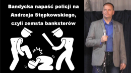 Andrzej Stępkowski bandycka napasc