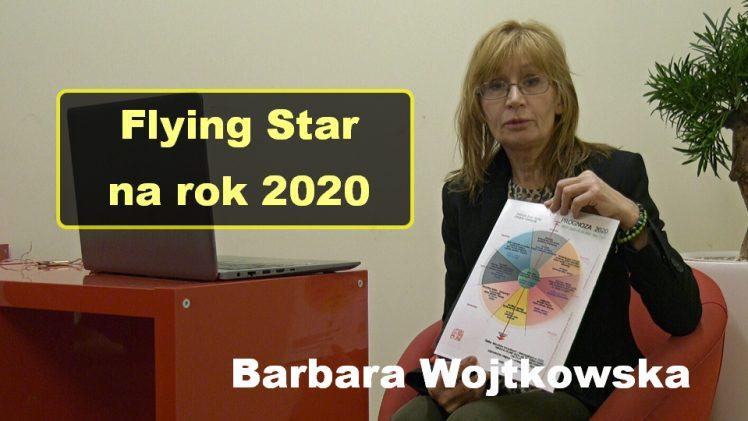 Flying Star na rok 2020 – Barbara Wojtkowska