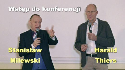 Harald Thiers i Stanisław Milewski