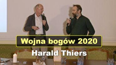 Harald Thiers wojna bogow