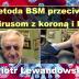 Metoda BSM przeciwko wirusom z koroną i bez – Piotr Lewandowski