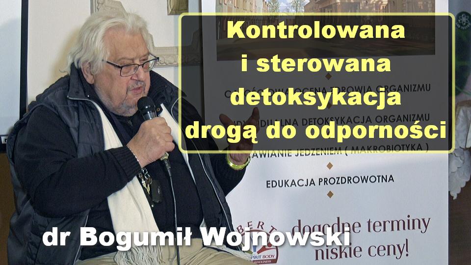 dr Bogumił Wojnowski