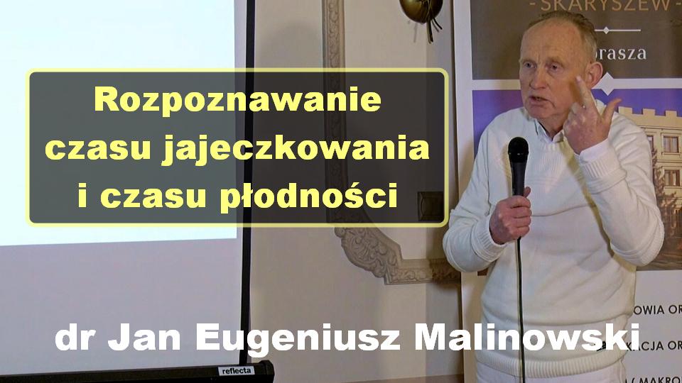dr Jan Malinowski