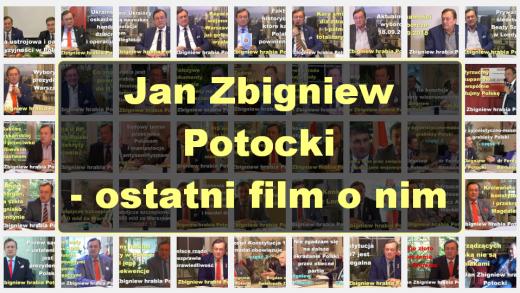 Jan Zbigniew Potocki Pol Lechicki