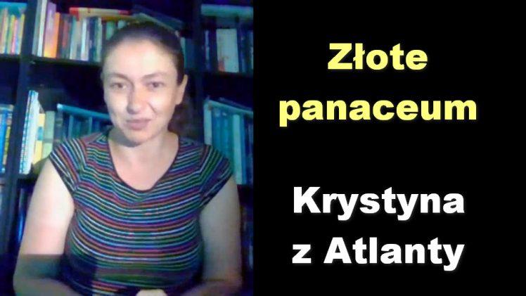Złote panaceum – Krystyna z Atlanty