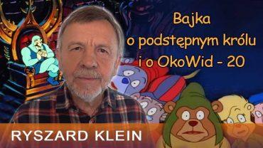 Ryszard Klein bajka o krolu