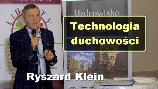 Ryszard Klein duchowosc