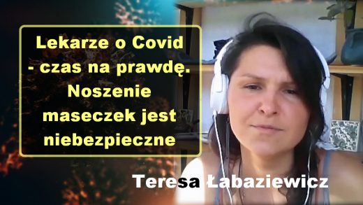 Teresa Labaziewicz lekarze o Covid