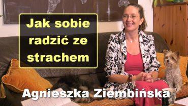 Agnieszka Ziembinska strach