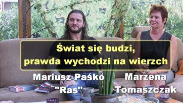Marzena Tomaszczak i Mariusz Pasko Ras