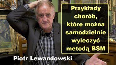 Piotr Lewandowski przyklady