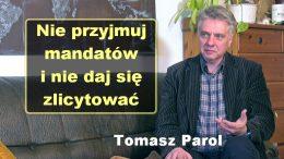Tomasz Parol licytacje