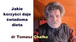 Tomasz Chalko Swiadoma dieta