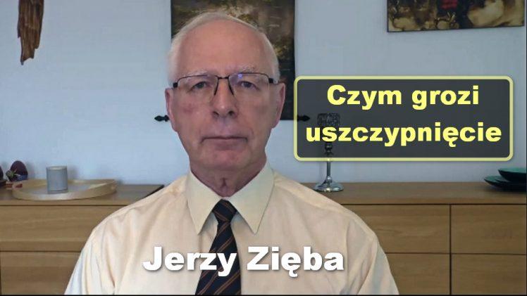 Czym grozi uszczypnięcie – Jerzy Zięba